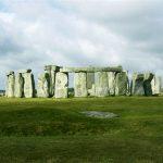 cercle de pierres Stonehenge mandala